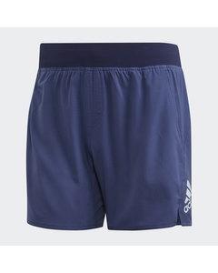 Zip Pocket Tech Swim Shorts