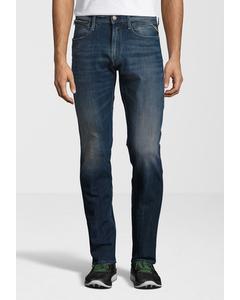Jeans ANBASS SLIM COIN ZIP
