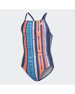 Graphic Swimsuit