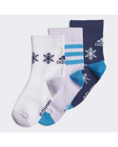 Frozen Crew Socks 3 Pairs
