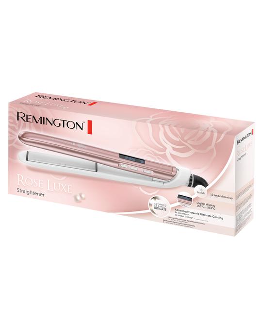 REMINGTON Rose Luxe Straightener