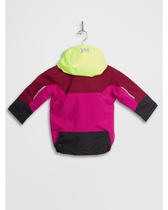 Helly Hansen K Shelter Jacket Very Berry