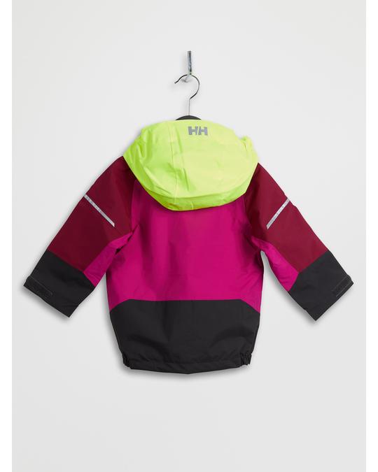 Helly Hansen K Norse Jacket Very Berry