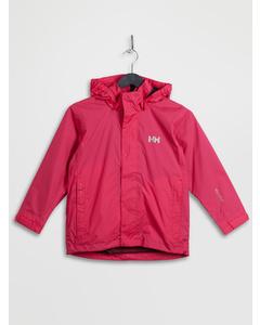 Jr Duro Packable Jacket Magenta