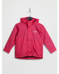 Jr Duro Packable Jacket Magenta