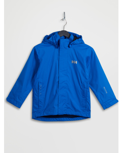 Jr Duro Packable Jacket Cobalt Blue