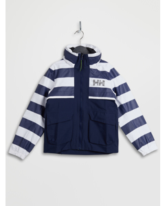 Jr Ame Jacket Evening Blue