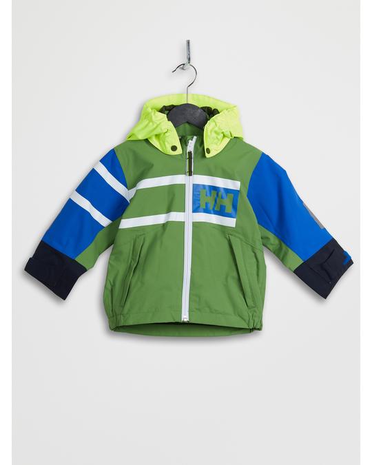 Helly Hansen K Salt Power Jacket Forest Green