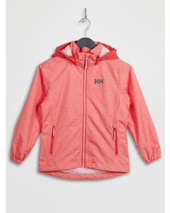 Jr Freya Jacket Shell Pink Heritage