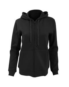 Sols Womens/ladies Seven Full Zip Hooded Sweatshirt / Hoodie