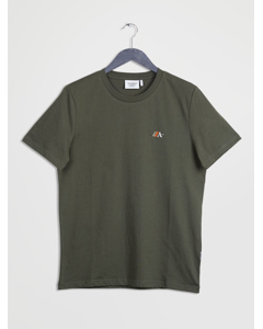 Samuel T-shirt S/s Army Green