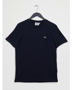 Samuel T-shirt S/s Black Iris