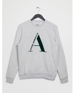 Augustin Sweater L/s Off White Melee