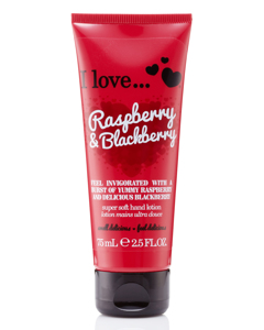 Raspberry & Blackberry Hand Lotion