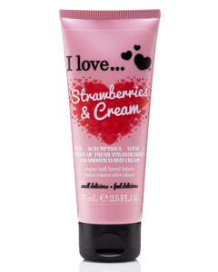 Strawberries & Cream Hand Lotion