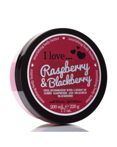 Raspberry & Blackberry Nourising Body Butter