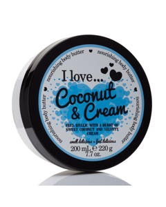 Coconut & Cream Nourising Body Butter