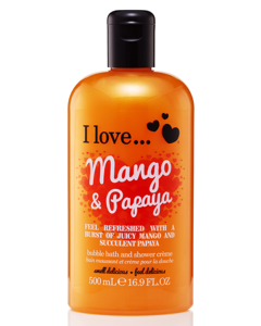 Mango & Papaya Bath & Shower Cream