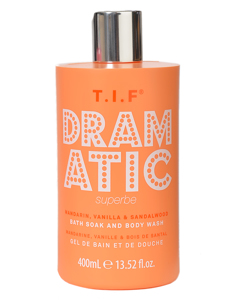 Dramatic Bath Soak & Body Wash