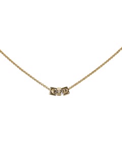 Dior Gold-tone Necklace Gold
