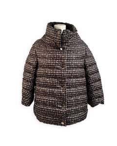 Herno Black Polyester Jacket Mod: Down Jacket