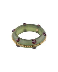 Haute Couture Bangle Bracelet