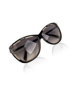 Ted Lapidus Black Acetat Solglasögon Modell: Tl 17 01