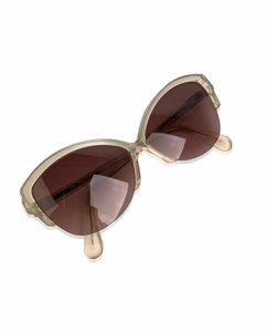 Torrente Paris Gray Acetate Cat-Eye Sunglasses Model: Sorgente T5