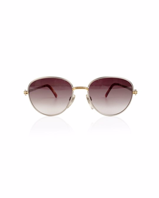 Other Gerald Genta Vintage Gold Plated Sunglasses New Classic 09 52-22 135mm