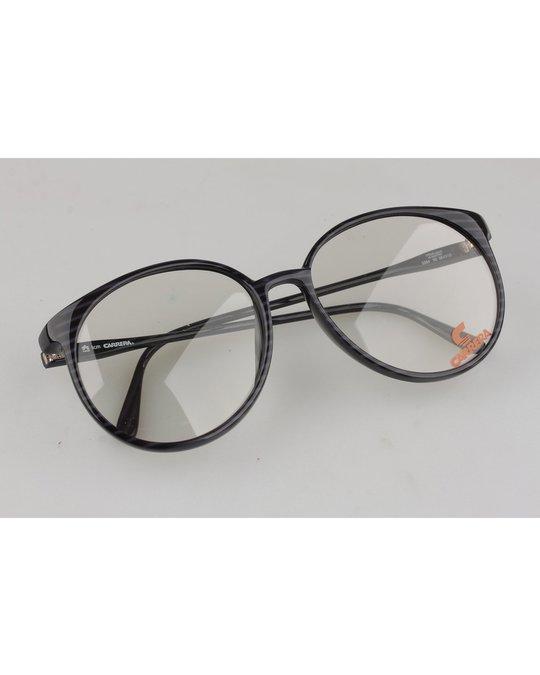 Carrera Carrera Schwarz-Azetat-Brille Modell: 5354