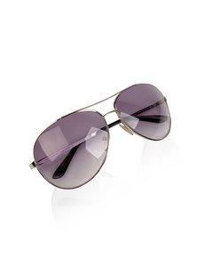 Tom Ford Silber Metal Sonnenbrille Modell: TF 35 - 753
