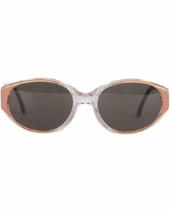 Yves Saint Laurent Vintage Argos 56mm 796 Oval Mint Sunglasses