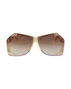 Cazal Brown Acetate Sunglasses Mod: 860