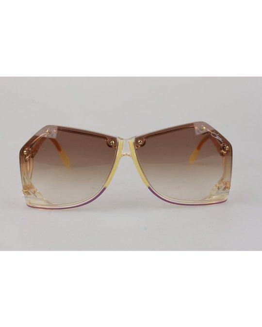 Other Cazal Brown Acetate Sunglasses Mod: 860