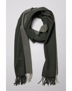 Rei Wool Scarf Green