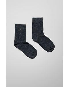 Mia Neps Socks Blue