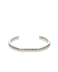 Celine Animals Bangle Silver