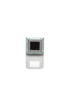Dior Princess Ring Silver