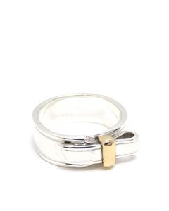 Hermes Artemis Ring Silver