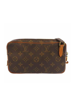 Louis Vuitton Monogram Marly Bandouliere Brown