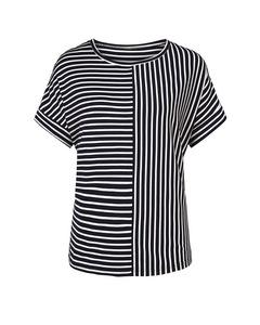 Damen Shirt Streifen