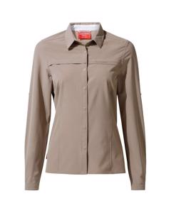 Craghoppers Womens/ladies Nosilife Pro Ii Long Sleeved Shirt