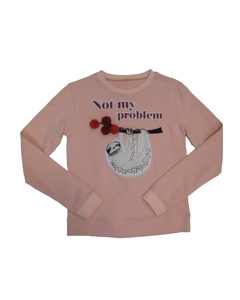Mädchen Sweatshirt Maria