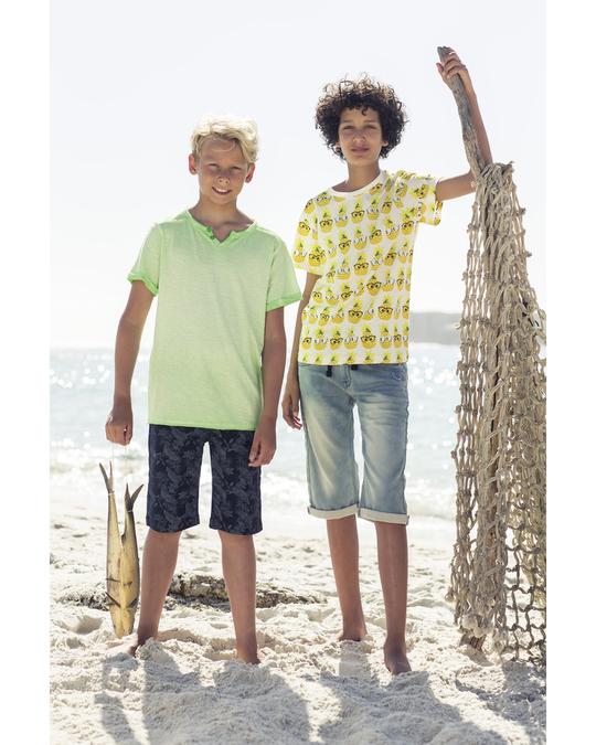 Million X Jungen T-Shirt FRUITY SMILE