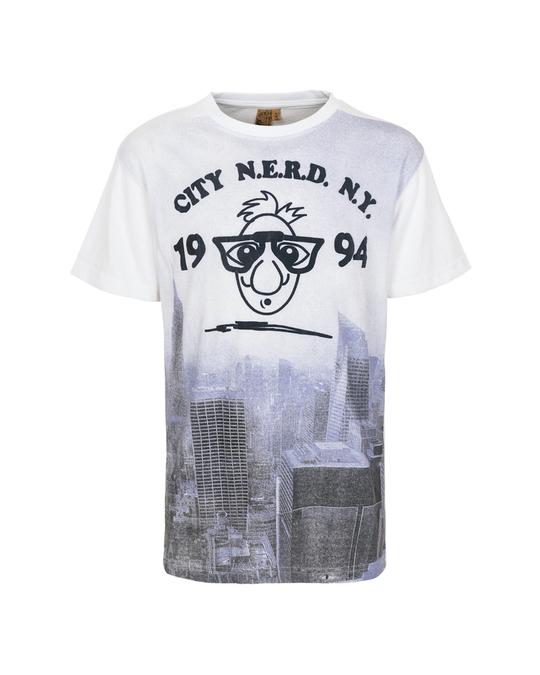 Million X Jungen Shirt City Nerd