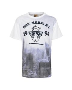 Jungen Shirt City Nerd