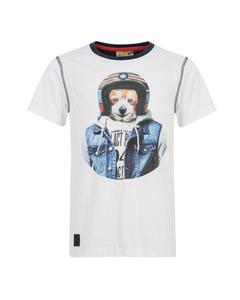 Jungen T-Shirt HOT DOG