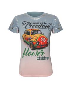 Mädchen T-Shirt Beatle