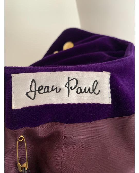 From My Mother Vintage Velvet Jacket