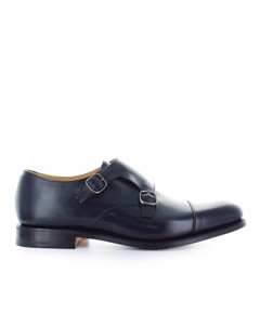 Church's Detroit Polishbinder Navy Monkstrap